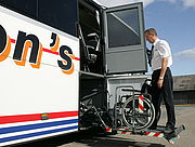 disabled access transportation